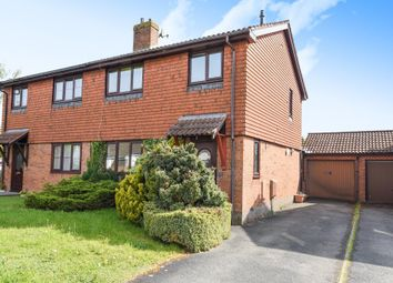 Thumbnail 3 bed semi-detached house for sale in Pontwilym, Brecon