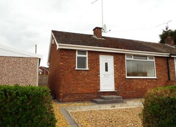 Thumbnail 1 bed bungalow for sale in Westbourne Avenue, Crewe, Cheshire