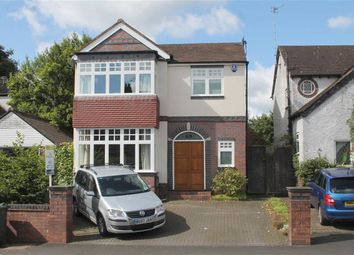 Thumbnail 4 bedroom detached house for sale in Lordswood Road, Harborne, Birmingham
