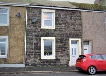 Thumbnail 3 bed terraced house for sale in High Road, Whitehaven, Cumbria
