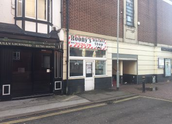 Thumbnail Retail premises to let in Bailey Street, Stafford