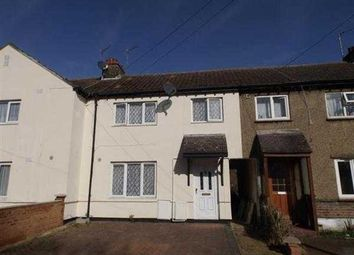 Thumbnail 3 bed terraced house for sale in Chandos Crescent, Edgware