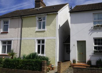 Thumbnail 3 bed semi-detached house to rent in Priory Road, Reigate, Surrey