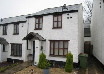 Thumbnail 2 bed end terrace house to rent in Stable Cottages, Ridgeway, Plymouth, Devon