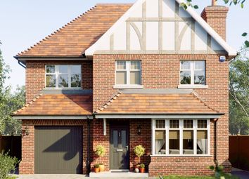 Thumbnail 5 bedroom detached house for sale in Grant Road, Crowthorne