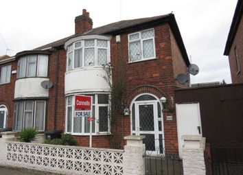 Thumbnail 3 bedroom semi-detached house for sale in Prestwold Road, Leicester
