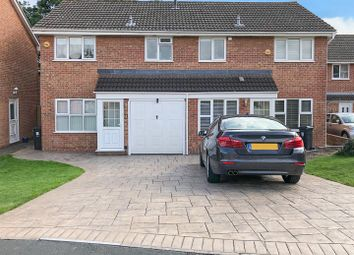 Thumbnail 3 bed semi-detached house to rent in Atherston, Warmley, Bristol