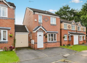 Thumbnail 3 bedroom link-detached house for sale in Quines Close, Muxton, Telford