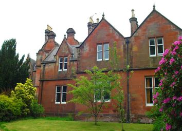 Thumbnail 3 bed flat for sale in Newbridge, Dumfries