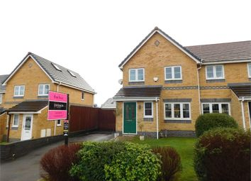 Thumbnail 3 bed end terrace house for sale in Sims Close, Ramsbottom, Bury, Lancashire