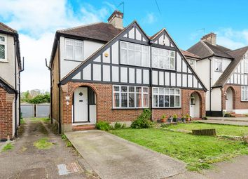Thumbnail 3 bed semi-detached house for sale in Derek Avenue, Wallington