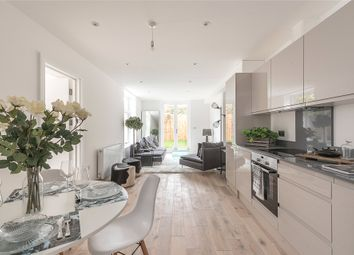 Thumbnail 3 bed flat for sale in Fordwych Road, London