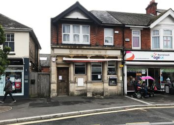 Thumbnail Retail premises to let in 243 Ashley Road, Parkstone, Poole, Dorset
