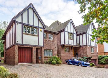 Thumbnail 5 bed detached house for sale in Royston Park Road, Hatch End