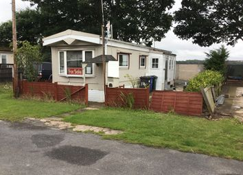 Thumbnail 2 bedroom mobile/park home for sale in Gurth Avenue Caravan Site, Edenthorpe, Doncaster