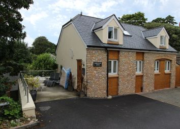 Thumbnail 3 bed detached house for sale in Upper Braddons Hill Road, Torquay