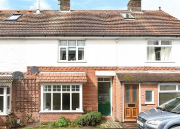 Thumbnail 2 bed terraced house for sale in Hill Rise, Twyford, Winchester, Hampshire
