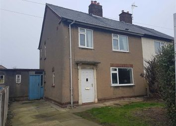 Thumbnail 3 bed semi-detached house for sale in Clwyd Street, Shotton, Deeside