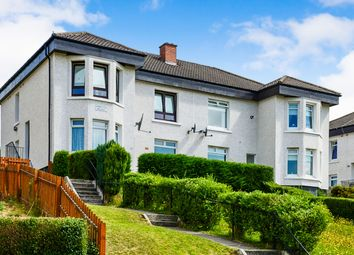 Thumbnail 3 bed flat for sale in Warriston Crescent, Carntyne, Glasgow