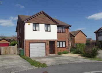 Thumbnail 4 bedroom property to rent in Primula Close, Weymouth