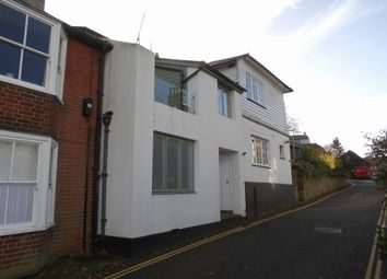 Thumbnail 2 bed property to rent in New Road, Lewes