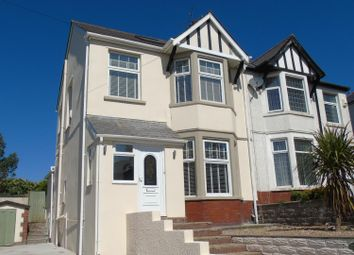 Thumbnail 4 bed property to rent in Ty Mawr Avenue, Rumney, Cardiff