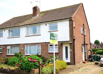 Thumbnail 2 bed maisonette to rent in Horley, Surrey