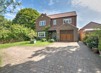 Thumbnail 4 bed detached house for sale in Deighton, Northallerton