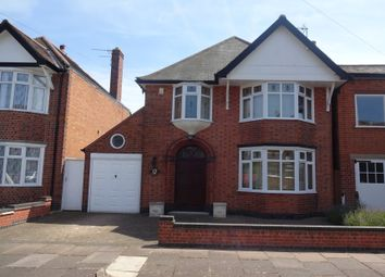 Thumbnail 3 bed detached house for sale in Bramcote Road, Rowley Fields, Leicester