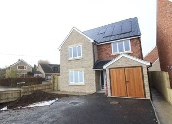 Thumbnail 4 bed detached house for sale in Witts Lane, Purton, Swindon