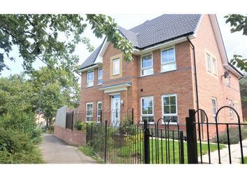 Thumbnail 3 bed terraced house for sale in Madron Close, Newcastle Upon Tyne