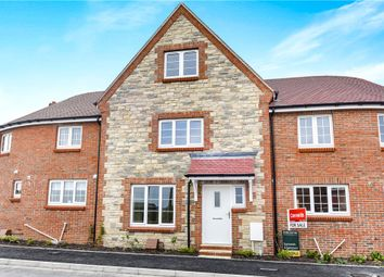 Thumbnail 3 bed terraced house for sale in Farwell Crescent, Chickerell, Weymouth, Dorset