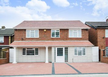 Thumbnail 5 bed detached house to rent in Doncaster Drive, Northolt