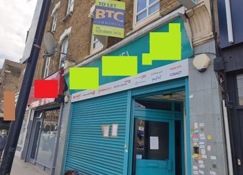 Green Lanes, London N8. Commercial property