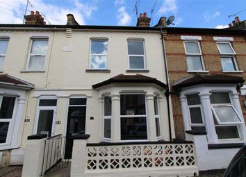Thumbnail 3 bedroom terraced house to rent in Gordon Road, Southend On Sea, Essex
