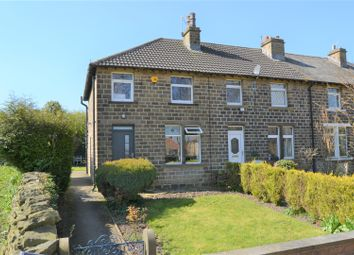 Thumbnail 3 bed end terrace house for sale in The Lodge, Linthwaite, Huddersfield