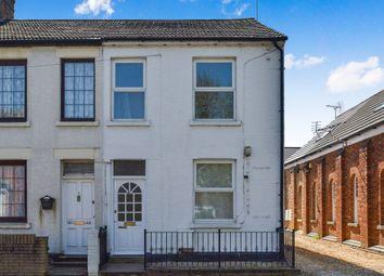 Thumbnail 2 bedroom end terrace house for sale in Church Street, Bletchley, Milton Keynes