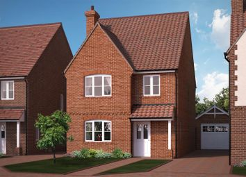 Thumbnail 4 bed detached house for sale in Plot 31, The Burghley, Beacon Lane, Grantham