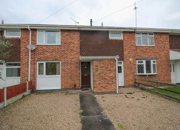 Thumbnail 3 bedroom terraced house for sale in Merrill Way, Shelton Lock, Derby