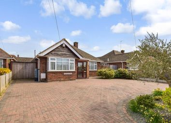 Thumbnail 3 bed bungalow for sale in Chestfield Road, Chestfield, Whitstable, Kent