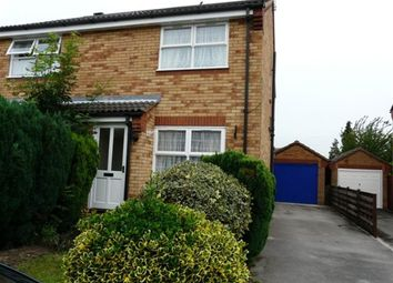 Thumbnail 2 bedroom semi-detached house to rent in Yew Tree Close, Selby