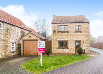 Thumbnail 3 bed semi-detached house for sale in Woodside Way, Ancaster, Grantham