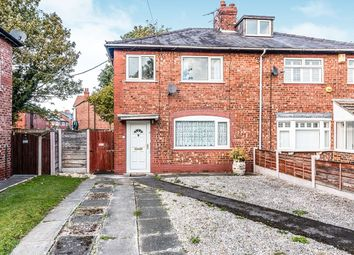 Thumbnail 3 bed semi-detached house for sale in Broseley Avenue, Manchester