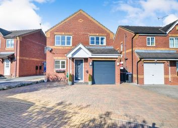 Thumbnail 3 bed detached house for sale in Crowtrees Drive, Sutton-In-Ashfield, Nottinghamshire, Notts