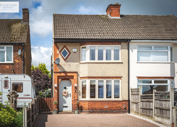 Thumbnail 2 bed semi-detached house for sale in Birchwood Lane, South Normanton