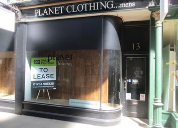 Thumbnail Retail premises to let in 13 The Arcade, Bedford, Bedfordshire