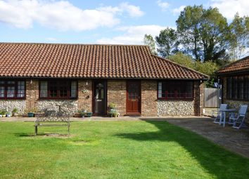 Thumbnail 1 bedroom terraced bungalow to rent in Woodcote Cottages, Woodcote Lane, Littlehampton