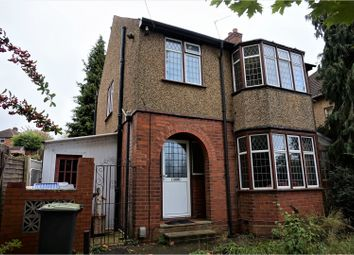 Thumbnail 3 bedroom detached house for sale in Hitchin Road, Luton