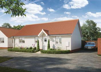 Thumbnail 2 bed detached bungalow for sale in Landermere Road, Thorpe Le Soken