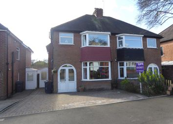 Thumbnail 3 bedroom semi-detached house for sale in West Park Avenue, Northfield, Birmingham